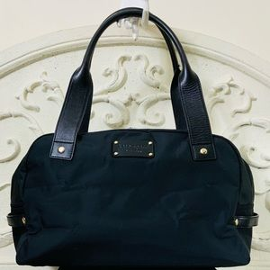 Kate Spade Leather Trim Carry-on Travel Bag